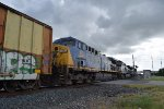 UP MEWLD-14 w/ NS & CSX units