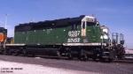 BNSF 6387