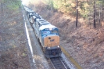 CSX 4771 on the ACL about to duck under the A&WP