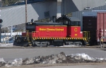 Cloquet Terminal 33 switching at sappi paper