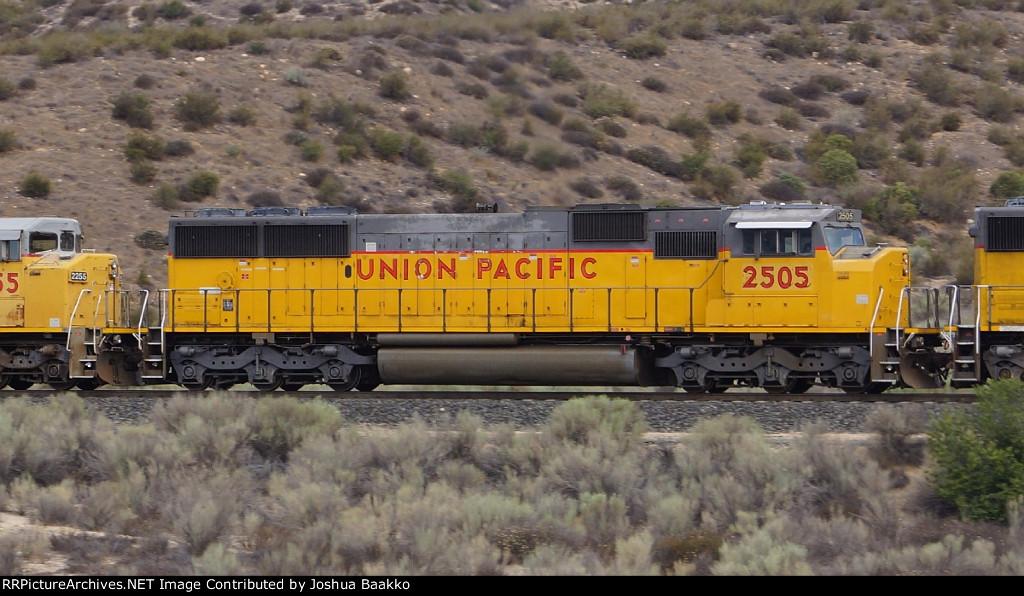 UP 2505