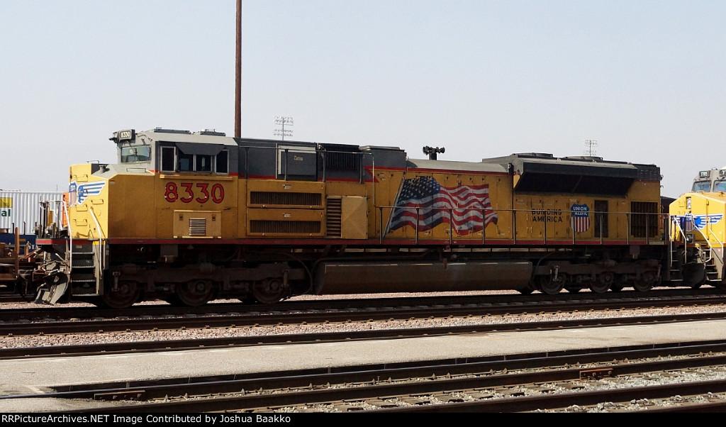 UP 8330
