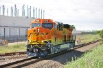 BNSF 8368 Has Entered the BNSF FT. Worth Sub-Divisions Main line.
