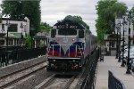 MNCR 4902 at Ridgewood Station