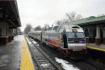 NJT 4520 on Track 2 at Ridgewood Station