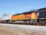 BNSF 5739 heading south