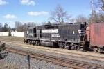 NS 2849 in the mini-yard