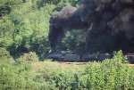 Allegheny 4-8-4 #2102 and GTW 2-8-2 #4070