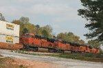 BNSF ES44DC 7910