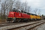 Cleveland Commercial power at Falls Junction