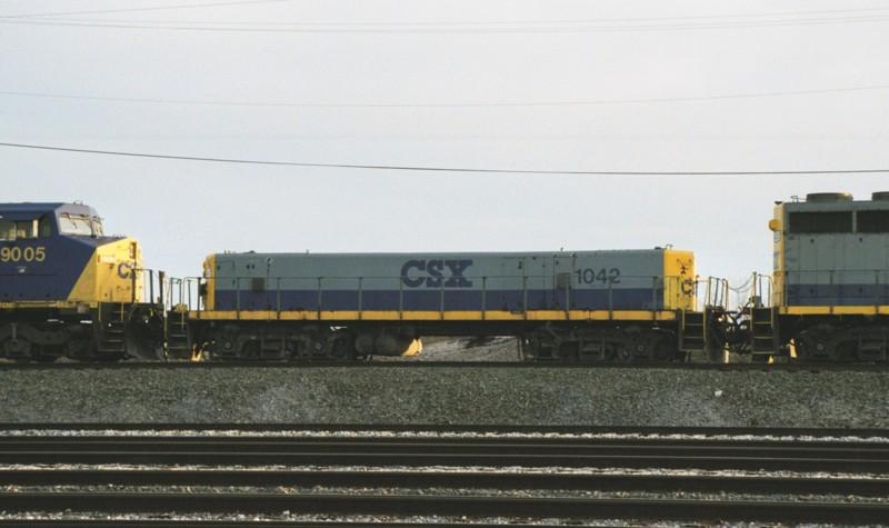 CSX 1042