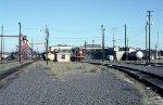 Eugene, Oregon roundhouse & ready track