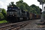 NS Northbound Train