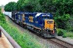 CSX 6341 on C-711