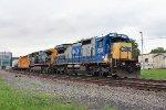 CSX 7539 on Q-434