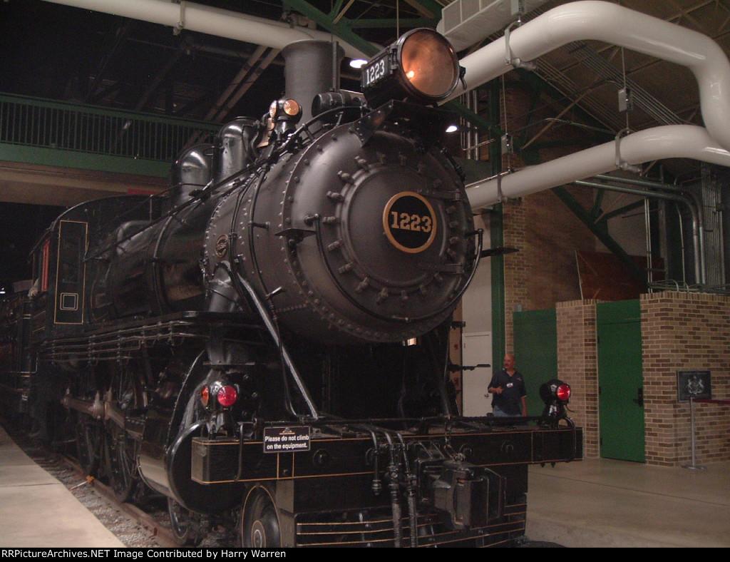 PRR D16sb no. 1223