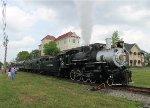 50th Anniversary train