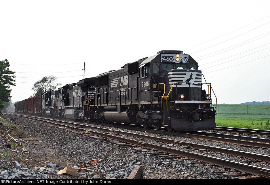 NS 2506 on 36Q