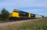 St Croix Valley's NP painted engines