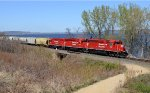 CP  Train 580