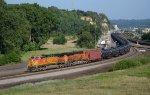BNSF oil train