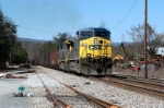 southbound csx loaded coal at clinchcross