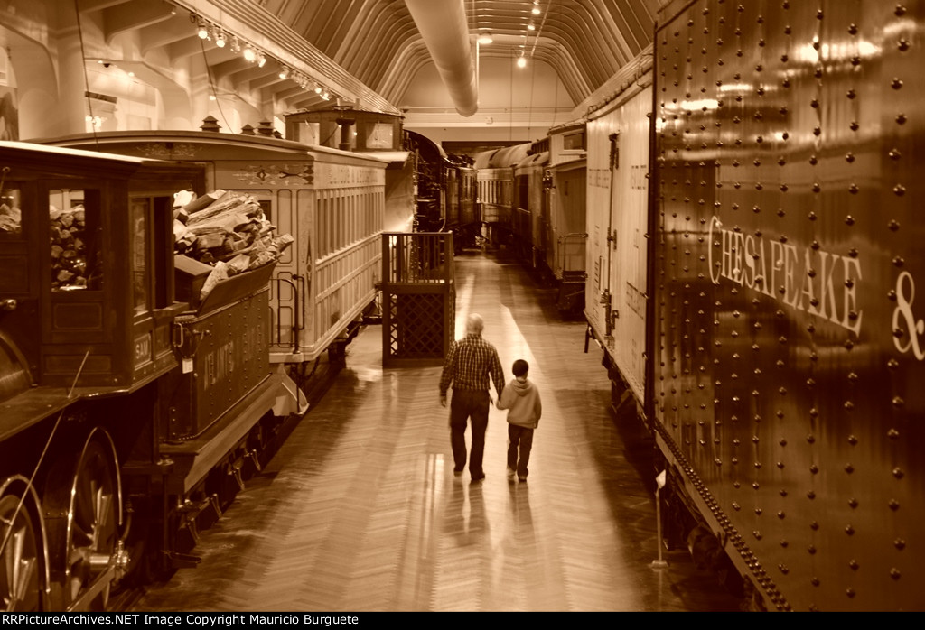 Walking through History @ Henry Ford Museum