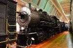 B&LE 2-8-0 Steam Engine