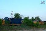 Ethanol empties power idling @ Roundys