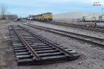 EMDX Sd70ACe-T4 demos came to fetch EDGX coal loads