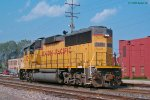 UP 1133 is done with its WEPX shuffle and will head back to Bain light