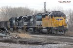 WEPX coal from Pennsylvania on the DeKove siding