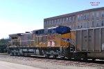 Dpu chasing WEPX loads north @ 16th St.