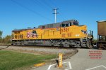 WPSX Weston empties DPU rolls thru mp 61.2 Waxdale on the Milwaukee sub