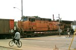 UP 6502 is today'sWEPX pushy caboose