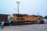 DPU 6595 gets its digital soul captured TWICE @ 16th St. mp 60.57 Kenosha sub