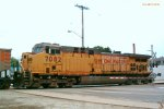 UP 7082 is the WEPX coal dpu pushing north to Oak Creek this morn