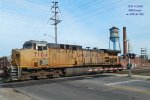 Dpu chases WEPX coal loads north