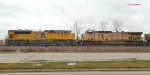 WEPX coal snoring in the Racine siding oddly has two DPUs