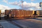 Golden hour coal loads from PA