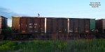 Twin rotary couplers mid-train