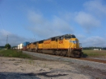 UP 4388 leads a matched pair od SD70M's
