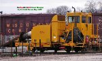 CN 9612 sleeps in the unbelievably flake-less GreenBay yard