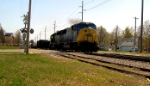 CSX 720 and HLCX 9030 on Q335-17