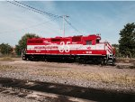 WSOR/WAMX 35th Anniversary GP39-2