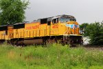 UP 4652 on NS 10E