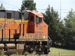 BNSF ES44C4 7160