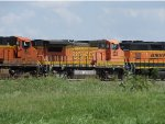 BNSF B40-8W 523