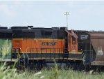 BNSF GP38-2 2372