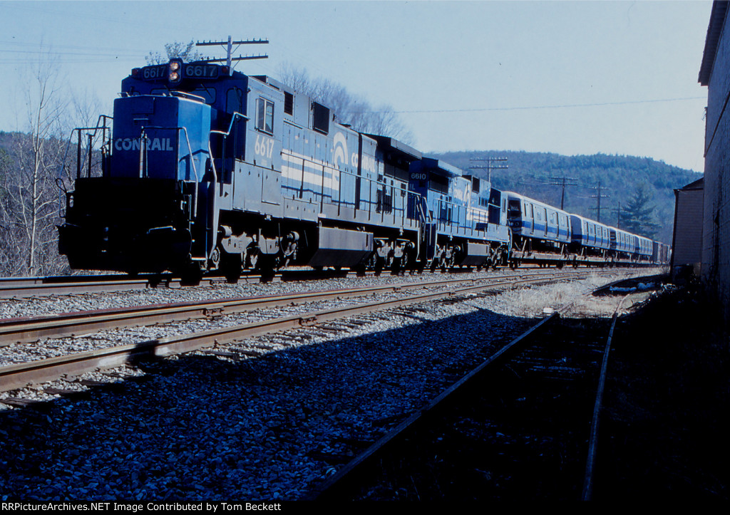 C32s on the Erie